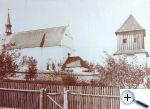 kostel a zvonice v roce 1895.jpg