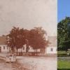 náměstí-severovýchodní strana, kolem roku 1906