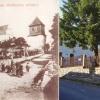 Kostelní ulice, kolem roku 1910