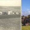 pohled z Tábora v roce 1946