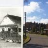 Hlavní ulice (Moravská Svratka), kolem roku 1945